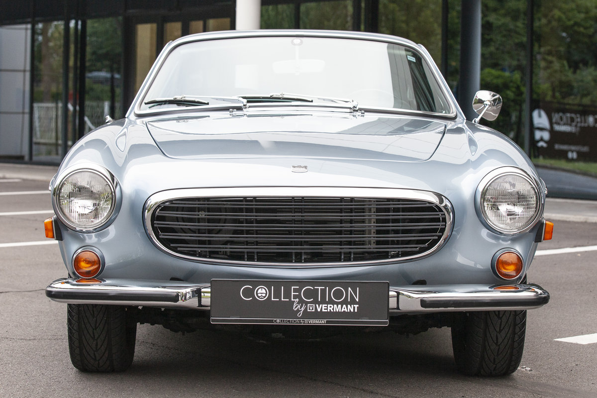 1971 Volvo P1800E restored For Sale (picture 4 of 6)