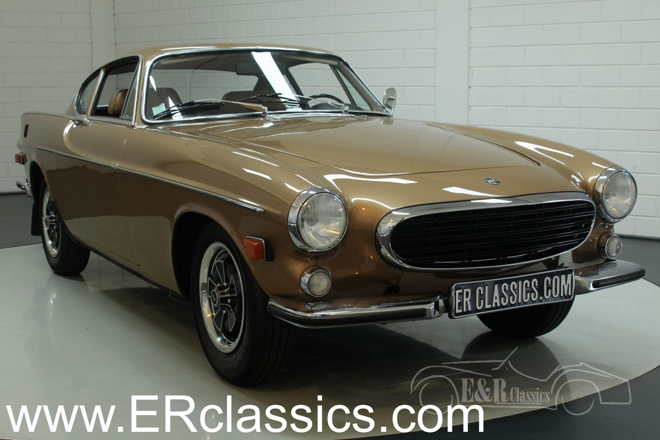 Volvo P 1800 E coupe 1971 in very beautiful condition For Sale (picture 1 of 6)