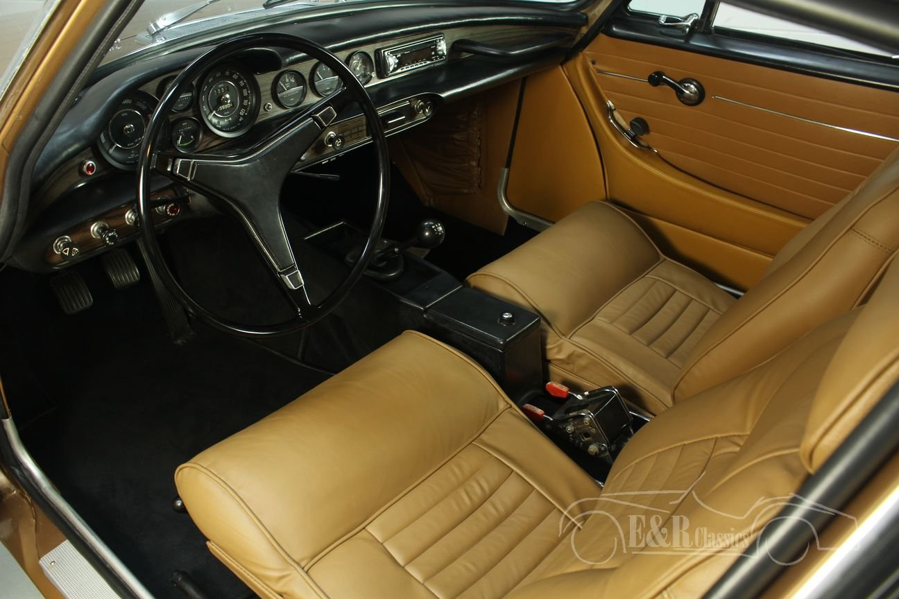 Volvo P 1800 E coupe 1971 in very beautiful condition For Sale (picture 3 of 6)