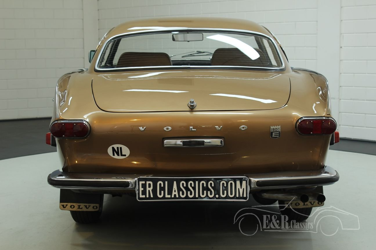 Volvo P 1800 E coupe 1971 in very beautiful condition For Sale (picture 4 of 6)