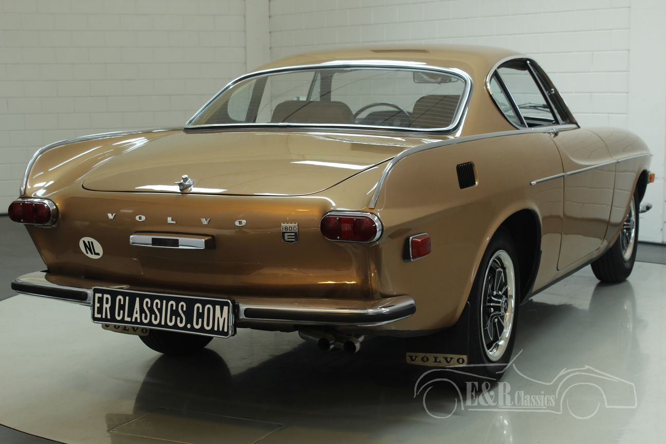 Volvo P 1800 E coupe 1971 in very beautiful condition For Sale (picture 5 of 6)