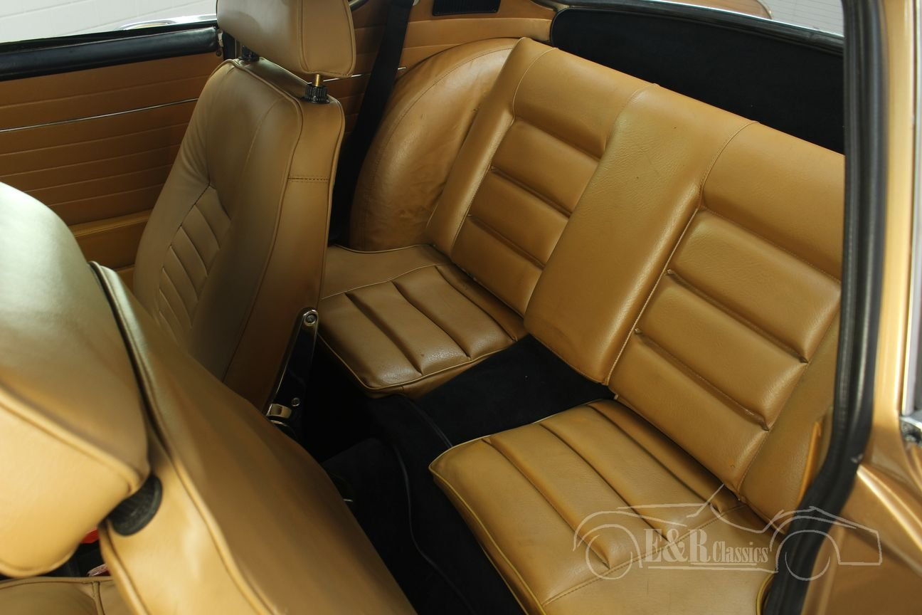 Volvo P 1800 E coupe 1971 in very beautiful condition For Sale (picture 6 of 6)