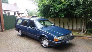 Classic Volvo 940 Wentworth Turbo Estate.1994 For Sale