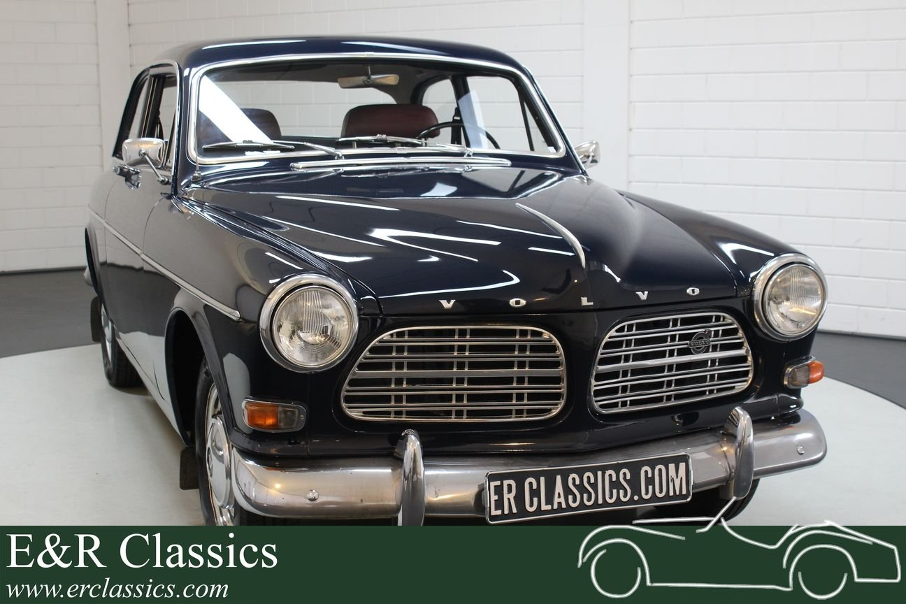 Volvo Amazon P130 1967 Midnight blue For Sale (picture 1 of 6)
