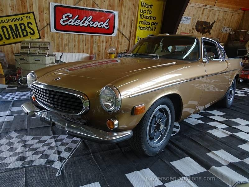 1971 VOLVO 1800E Automatic For Sale by Auction (picture 1 of 6)