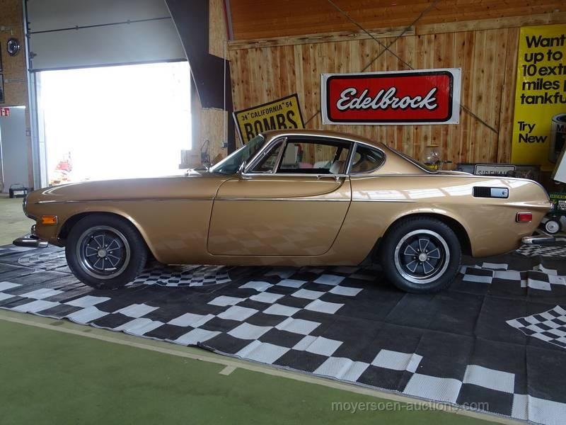 1971 VOLVO 1800E Automatic For Sale by Auction (picture 2 of 6)