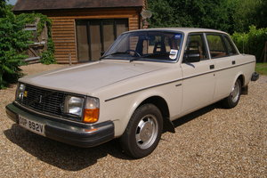 1980 Volvo 244 DL fabulous condition For Sale
