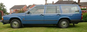 1987 STUNNING VOLVO 740 GL For Sale