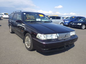 1996 Volvo 960 3.0Ltr CD Estate Automatic  Very Low Miles For Sale
