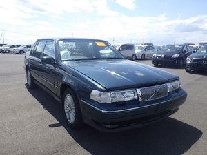 1995 Volvo S90 3.0 CD Saloon Auto Low mileage For Sale