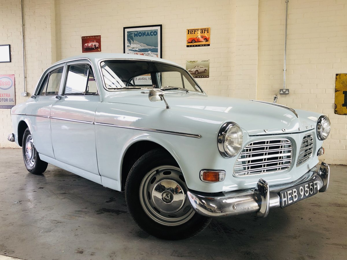 1967 VOLVO 121 AMAZON - SUPERB CONDITION IN AND OUT SOLD (picture 1 of 6)