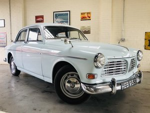 1967 VOLVO 121 AMAZON - SUPERB CONDITION IN AND OUT SOLD