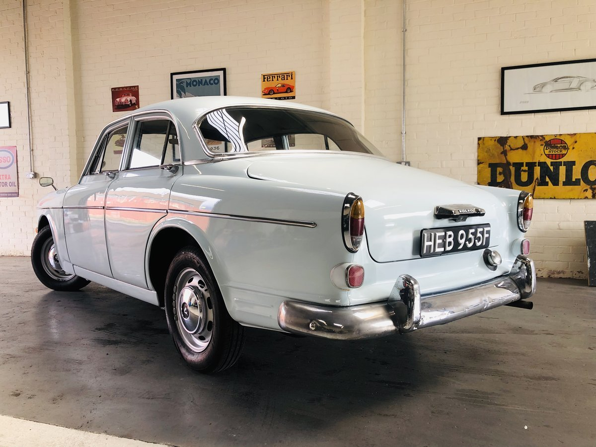 1967 VOLVO 121 AMAZON - SUPERB CONDITION IN AND OUT SOLD (picture 2 of 6)