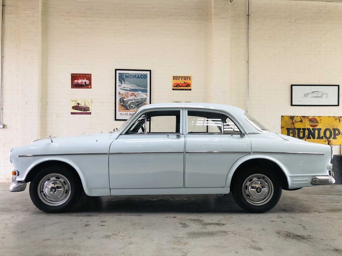 1967 VOLVO 121 AMAZON - SUPERB CONDITION IN AND OUT SOLD (picture 3 of 6)