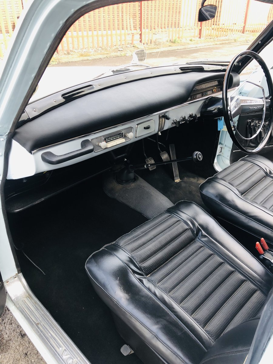 1967 VOLVO 121 AMAZON - SUPERB CONDITION IN AND OUT SOLD (picture 4 of 6)