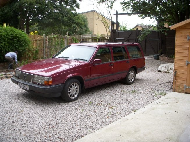 1995 Volvo 940 diesel SOLD (picture 6 of 6)
