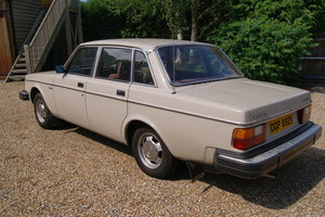 1980  Volvo 244 DL Fabulous condition