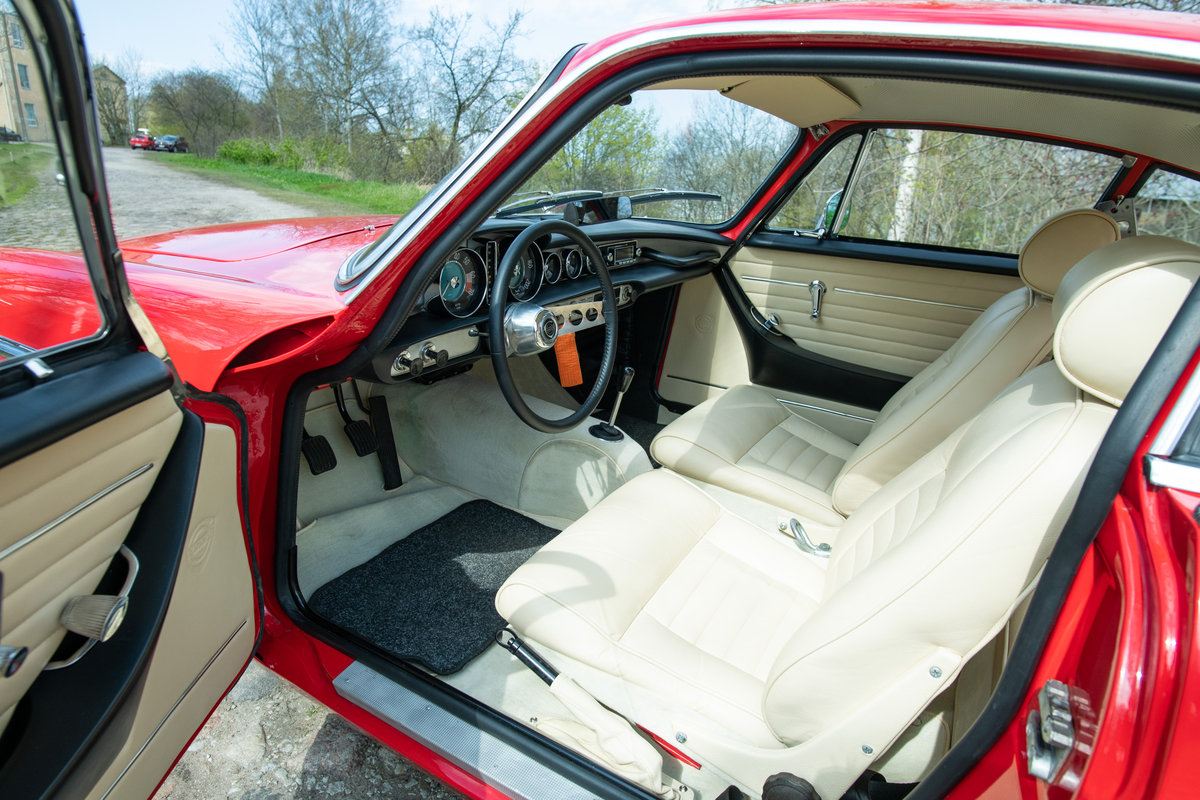 1966 Volvo P 1800S Like a brand new vehicle, lhd For Sale (picture 1 of 6)
