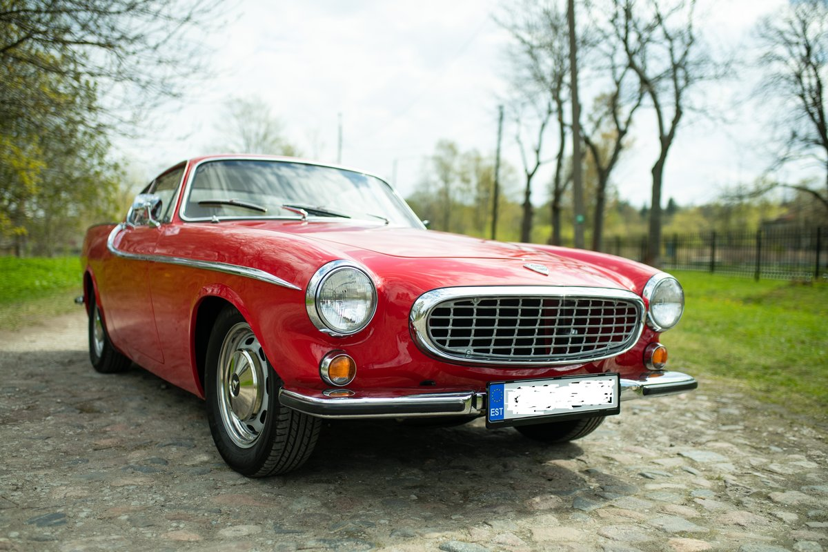 1966 Volvo P 1800S Like a brand new vehicle, lhd For Sale (picture 2 of 6)
