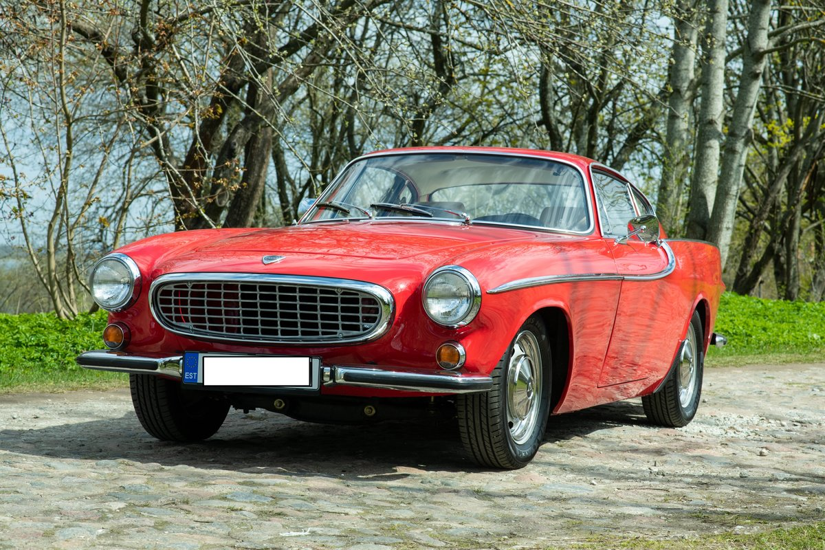 1966 Volvo P 1800S Like a brand new vehicle, lhd For Sale (picture 3 of 6)