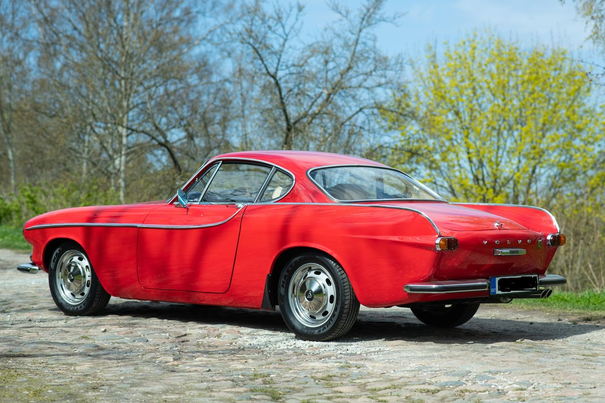1966 Volvo P 1800S Like a brand new vehicle  For Sale (picture 5 of 6)