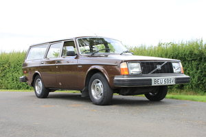 1980 VOLVO 245 MANUAL 2 OWNERS 12M MOT GREAT DRIVER For Sale