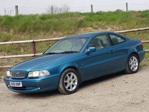 2000 Volvo C70 2.5 Light Pressure Turbo