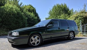 1996 Volvo 850 T5 Manual For Sale