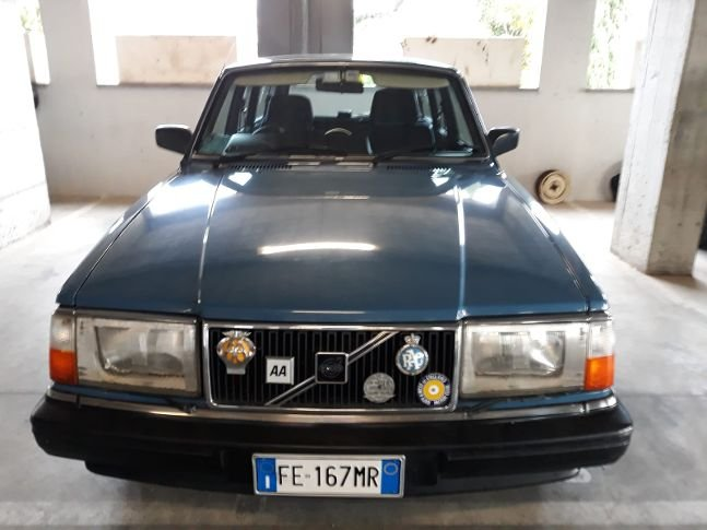CLASSIC ICONIC  VOLVO 240 GL S.WAGON .....1988 For Sale (picture 4 of 6)