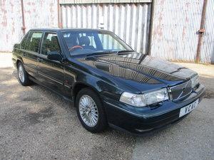 1995 Volvo 960 3.0 CD Saloon Auto Low mileage SOLD