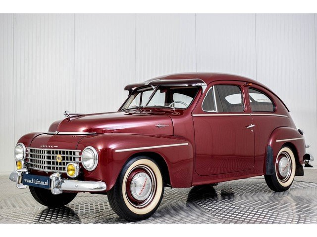1953 Volvo PV444 For Sale (picture 1 of 6)