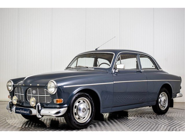 1964 Volvo Amazon B18 Overdrive For Sale (picture 1 of 6)