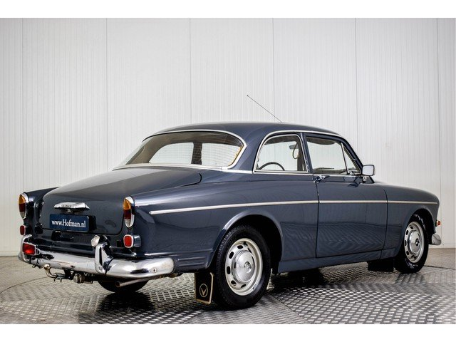 1964 Volvo Amazon B18 Overdrive For Sale (picture 2 of 6)