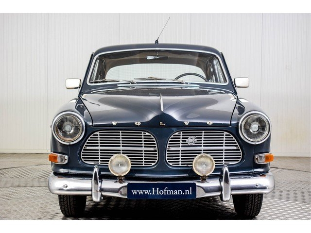 1964 Volvo Amazon B18 Overdrive For Sale (picture 3 of 6)