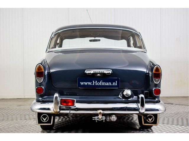 1964 Volvo Amazon B18 Overdrive For Sale (picture 4 of 6)