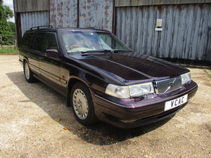 1996 Volvo 960 3.0Ltr CD Estate Automatic  Very Low Miles SOLD