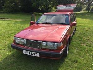 1996 Volvo 940 Lpt Classic, 114,554 miles, manual. For Sale