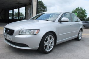 2009 VOLVO S40 1.6 D DRIVE SE LUX 4DR For Sale