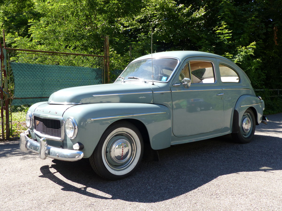 1961 Rust-free and well maintained Volvo PV544 For Sale (picture 1 of 6)