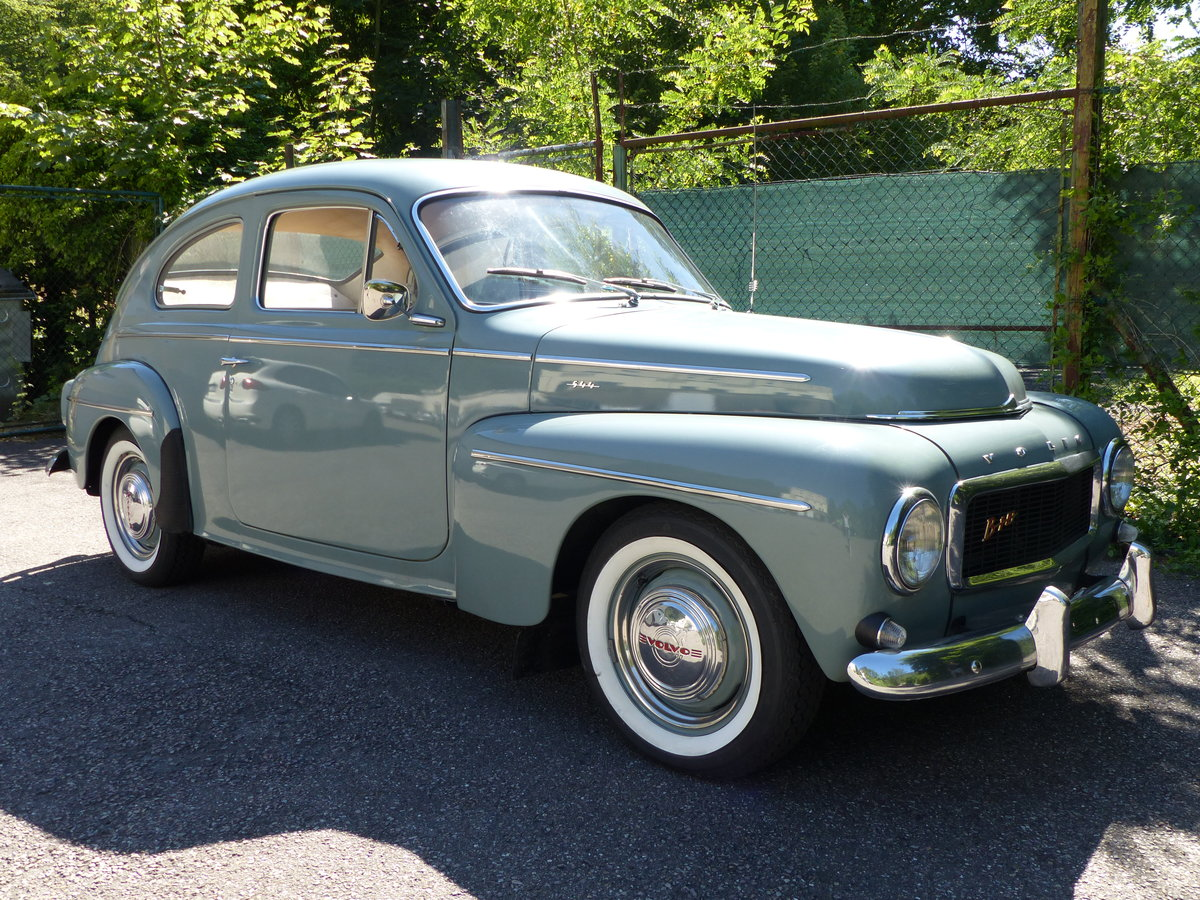 1961 Rust-free and well maintained Volvo PV544 For Sale (picture 2 of 6)