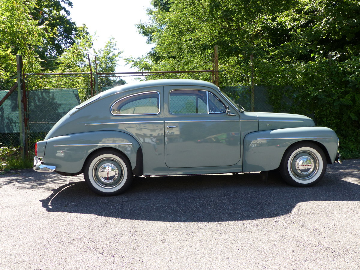 1961 Rust-free and well maintained Volvo PV544 For Sale (picture 3 of 6)