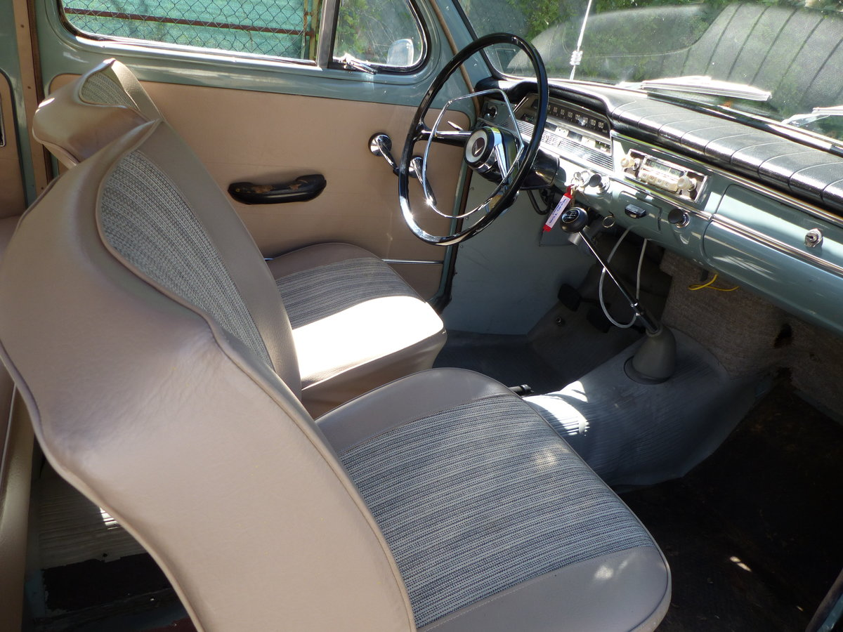 1961 Rust-free and well maintained Volvo PV544 For Sale (picture 4 of 6)