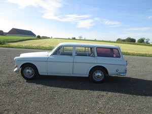1967 Volvo Amazon combi