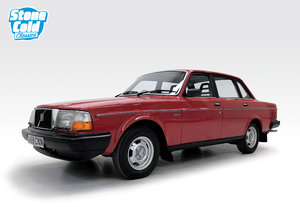 1983  Volvo 240 DL auto 1 owner from new