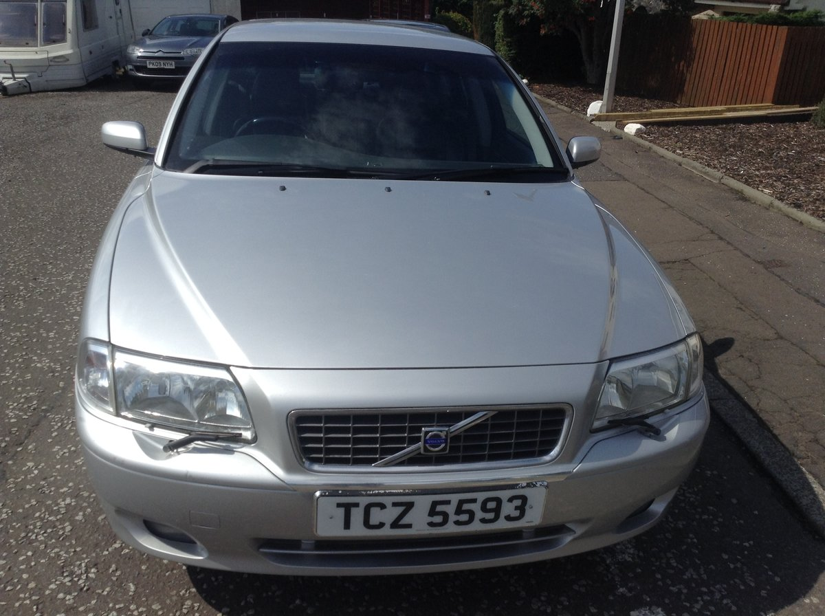 2003 Volvo S80 Rare Diesel D5 GREAT VALUE For Sale | Car And