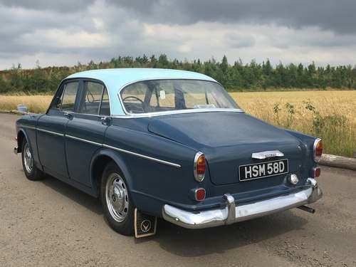 1966 Volvo Amazon 121 at Morris Leslie Auction 17th August SOLD by Auction (picture 2 of 6)