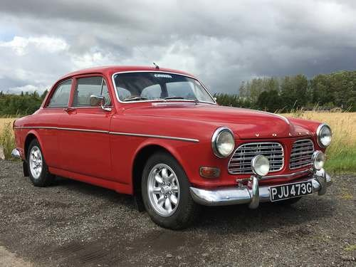 1968 Volvo Amazon 133 at Morris Leslie Auction 17th August  SOLD by Auction (picture 1 of 6)
