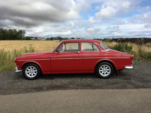 1968 Volvo Amazon 133 at Morris Leslie Auction 17th August  SOLD by Auction (picture 2 of 6)