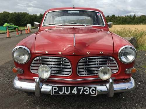 1968 Volvo Amazon 133 at Morris Leslie Auction 17th August  SOLD by Auction (picture 3 of 6)