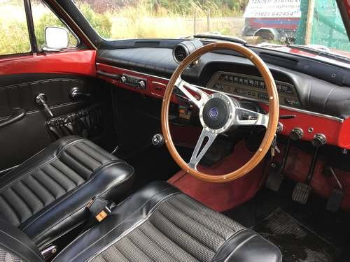 1968 Volvo Amazon 133 at Morris Leslie Auction 17th August  SOLD by Auction (picture 4 of 6)
